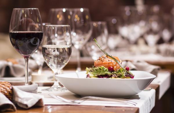 Spisested/restaurant